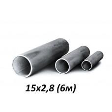 Оцинкованная труба ВГП 15х2,8 (6м) в Самаре
