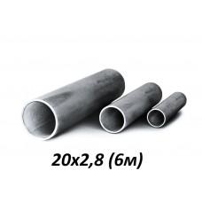 Оцинкованная труба ВГП 20х2,8 (6м) в Самаре