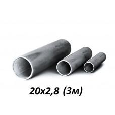 Оцинкованная труба ВГП 20х2,8 (3м) в Самаре