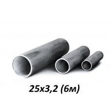 Оцинкованная труба ВГП  25х3,2 (6м) в Самаре
