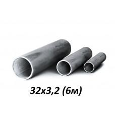 Оцинкованная труба ВГП 32х3,2 (6м) в Самаре