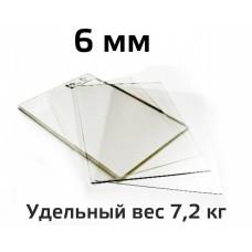 Оргстекло прозрачное WOGGEL 6 мм в Самаре