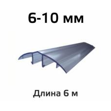 Профиль соединительный разъёмный HCP-Cap 6-10 мм (крышка) в Самаре