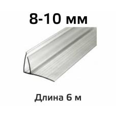 Профиль угловой L 8-10 мм в Самаре