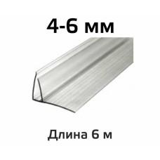 Профиль пристенный FP 4-6 мм в Самаре