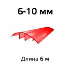 Профиль цветной соединительный разъёмный HCP-Cap 6-10 мм (крышка) в Самаре