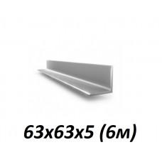Оцинкованный уголок 63х63х5 (6м) в Самаре