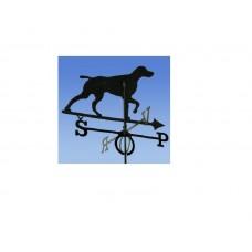 Флюгер на крышу GLORI ir Ko Собака в Самаре