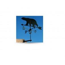 Флюгер на крышу GLORI ir Ko Медведь в Самаре