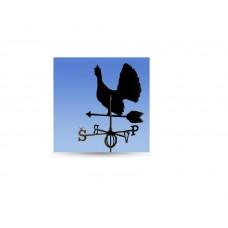 Флюгер на крышу GLORI ir Ko Глухарь в Самаре