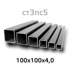 Профильная труба 100х100х4,0 в Самаре