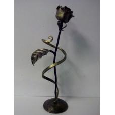 Кованая роза в Самаре