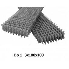 Сетка кладочная Вр1 3х100х100 в Самаре